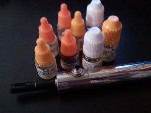 aromi per sigarette elettroniche